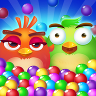 Bubble Shooter : Bird Rescue