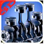 Двигатель 3D. Видео обои
