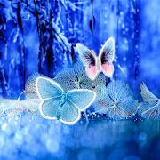 Абстрактные Бабочки