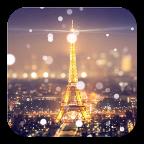 Ночной Париж — Живые Обои