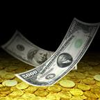 Падающие Деньги 3D Живые Обои
