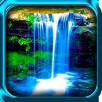 Водопад Живые Обои
